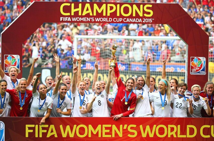 Quel est l'engouement du foot féminin aux États-Unis ?