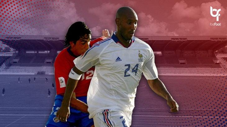 Les moins de 20 ans ne peuvent pas connaître : France – Costa Rica en Martinique, un match fondateur