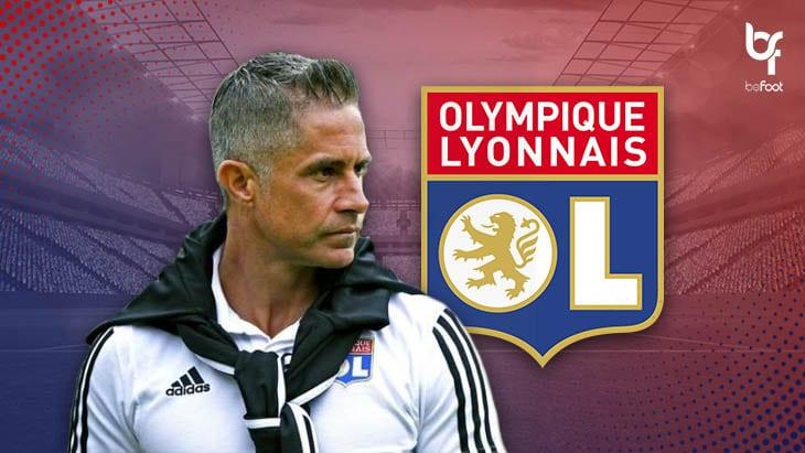 Sylvinho, déjà chassé par le Lyon bléssé