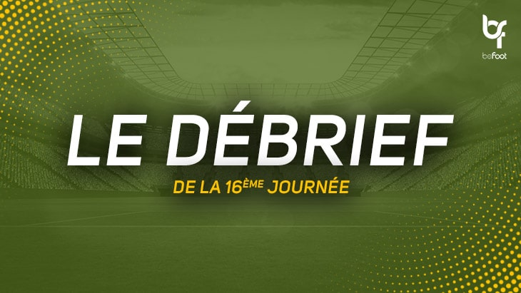 Le débrief du Multi-Ligue 2 (Vendredi 29/11)