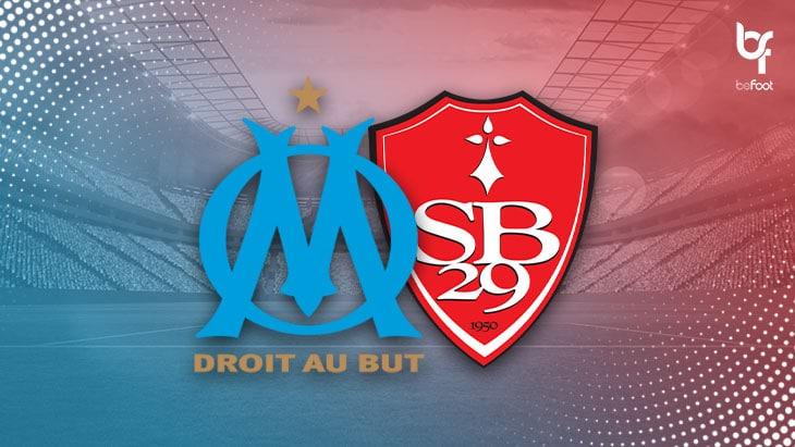 OM – Brest : Marseille veut confirmer sa bonne forme