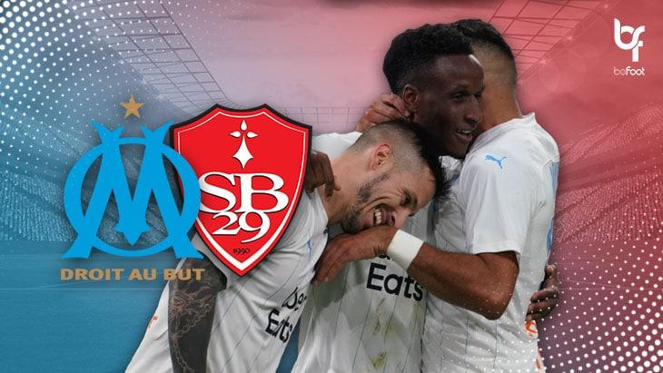 OM 2-1 Brest : Le bel élan marseillais se poursuit