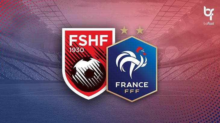 Albanie – France : l'avant match