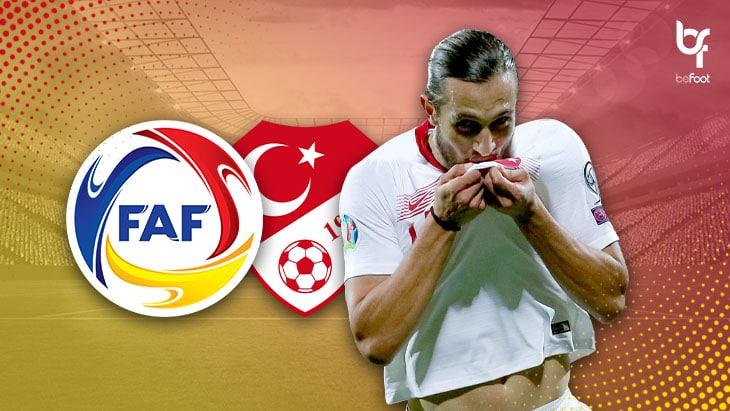 Andorre 0-2 Turquie : Histoire de bien finir