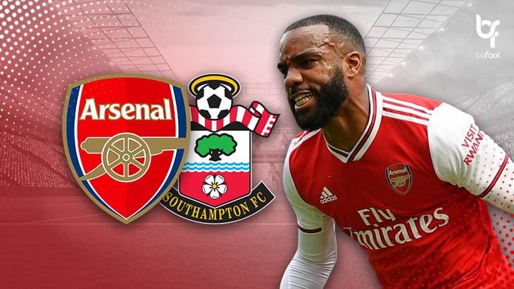 Arsenal 2-2 Southampton : Les Gunners s'enlisent