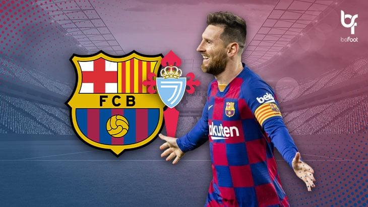 Barcelone 4-1 Celta : Messi porte un petit Barça