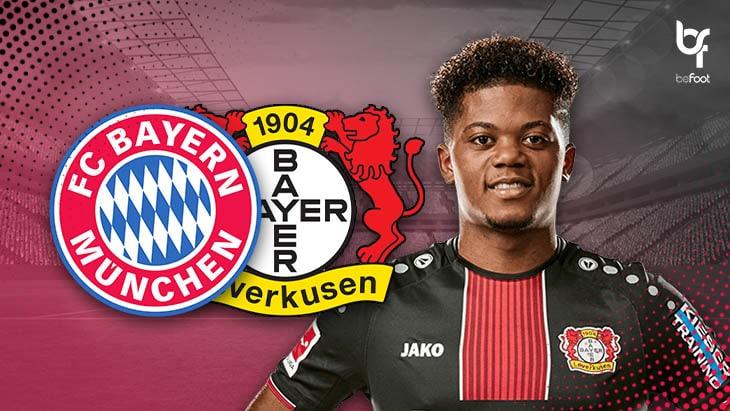 Bayern 1-2 Leverkusen : Les bavarois tombent à domicile
