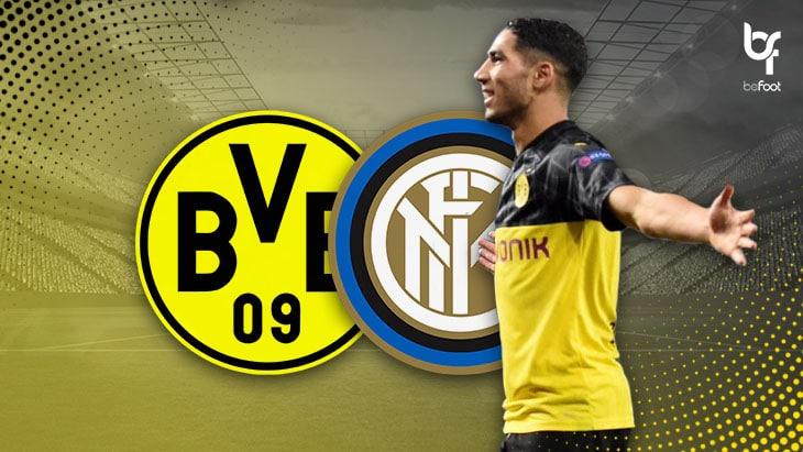 Dortmund 3-2 Inter Milan : Le come-back du BVB !