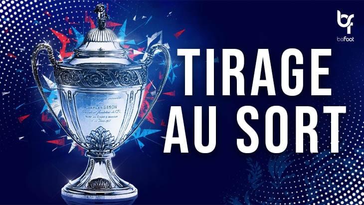 Coupe de France : Le Tirage au sort du 8ème Tour