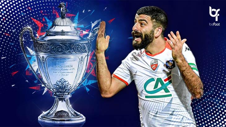 Coupe de France : Massacre pour les clubs de Ligue 2