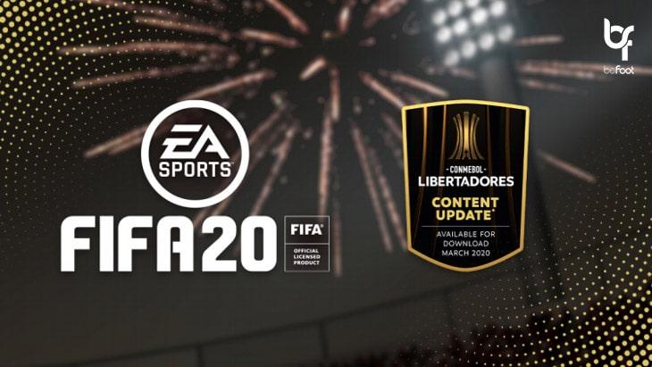 FIFA 20 : La Copa Libertadores arrive !