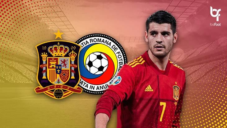 Espagne 5-0 Roumanie : La Roja en toute maîtrise !