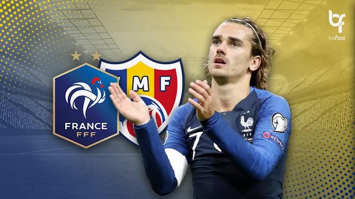 France 2-1 Moldavie : Qualifiés mais pas rassurés