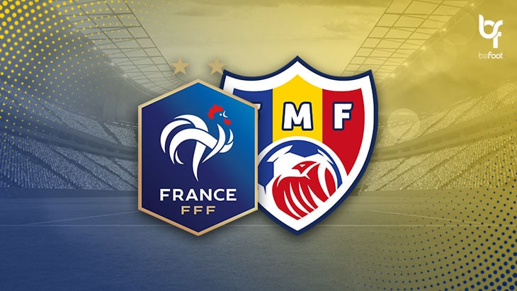 France – Moldavie : Assurer la qualification face au bon dernier