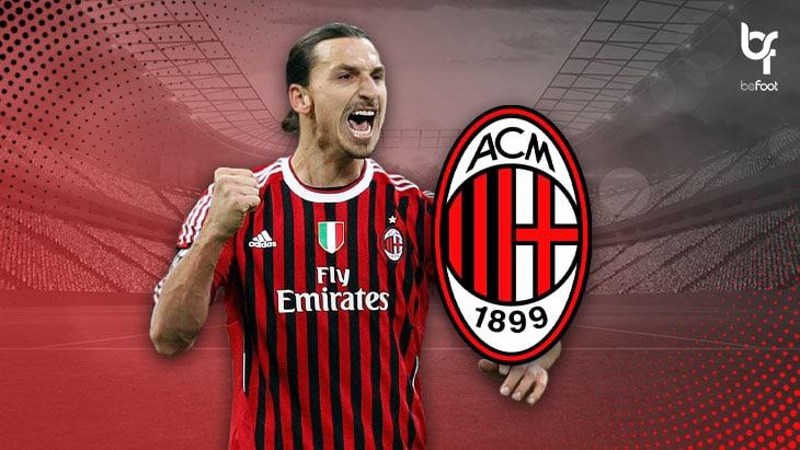 AC Milan : Ibra ne meurt jamais