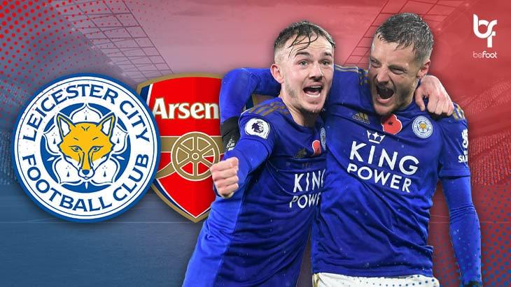 Leicester 3-0 Arsenal: Le changement ce n'est pas maintenant