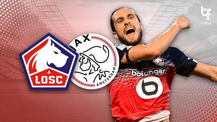 Lille 0-2 Ajax : Les Dogues n'y arrivent toujours pas