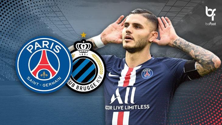 PSG 1-0 Bruges : Un petit PSG verra les 1/8