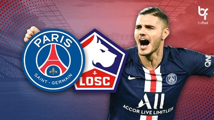 PSG 2-0 Lille : Paris assure avant Madrid