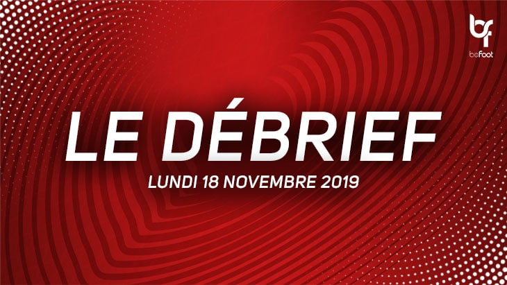Qualifications Euro 2020 : Le débrief du jour (Lundi 18/11)