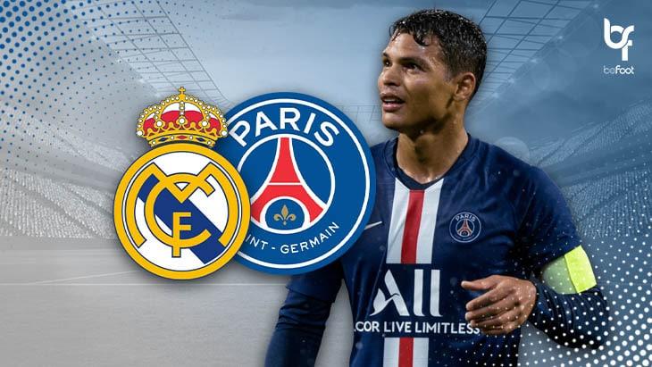 Real Madrid 2-2 PSG : Paris s'en tire avec un miracle