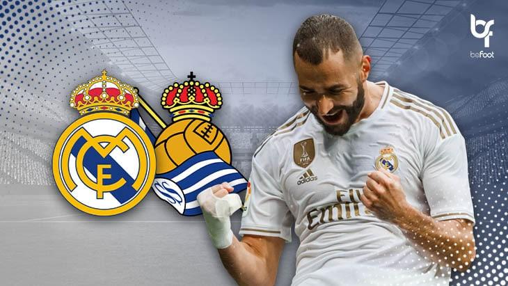 Real Madrid 3-1 R.Sociedad : Prêts à recevoir Paris