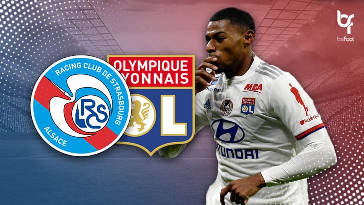 Strasbourg 1-2 OL : Lyon rebondit en Alsace