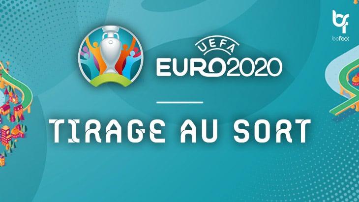 Euro 2020 : Les groupes se dévoilent …