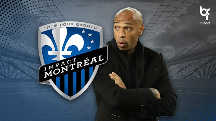 Thierry Henry, impact imminent