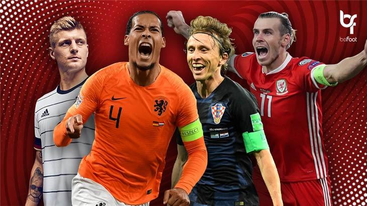 Euro 2020 : Ils ont décroché leur ticket ..