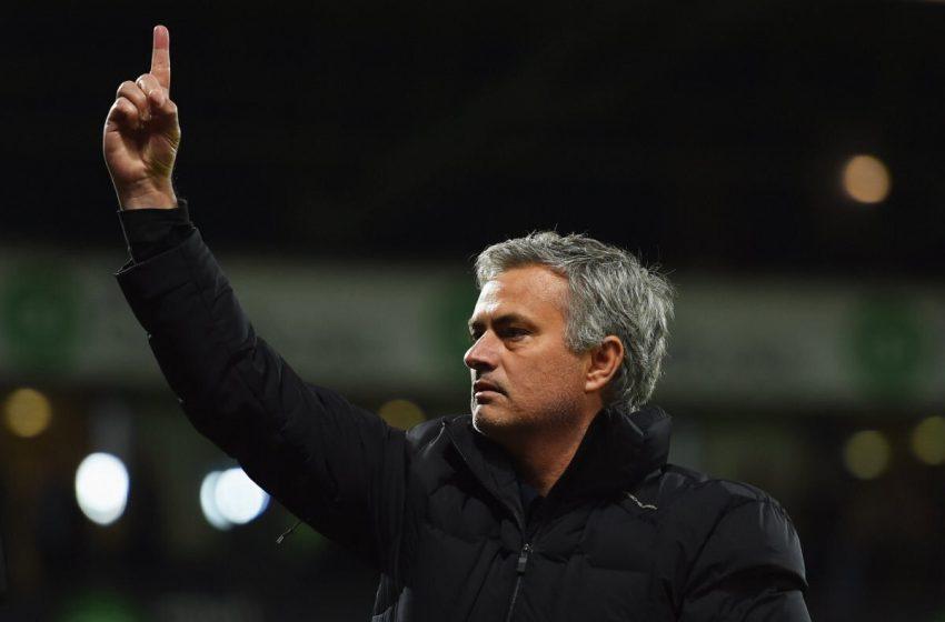 Les retrouvailles de José Mourinho et Manchester United