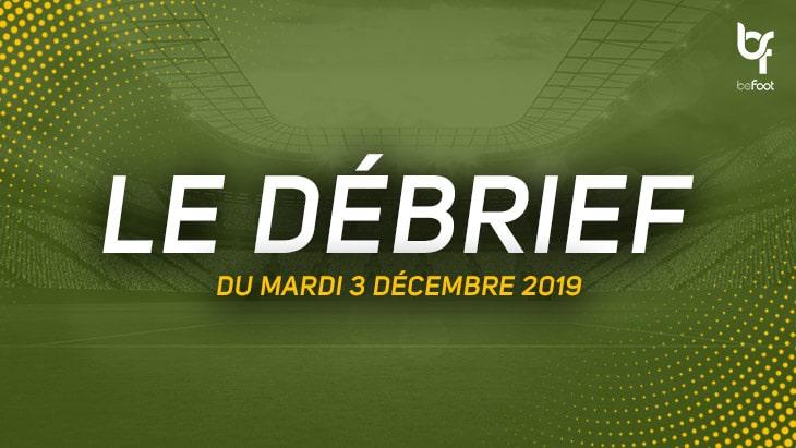 Ligue 2 : Le débrief de la 17ème journée