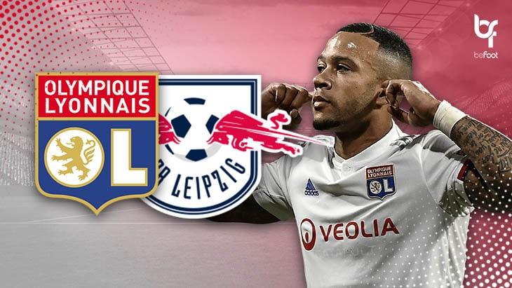 OL 2-2 RB Leipzig : Les Gones s'envolent en 1/8ème