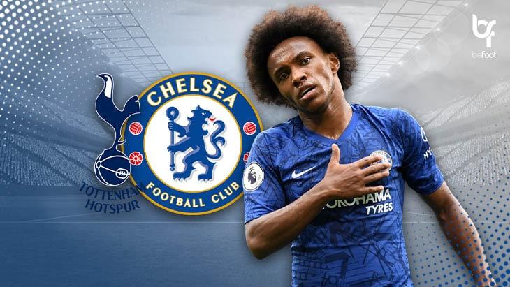 Tottenham 0-2 Chelsea : Un derby sous forme de retrouvailles
