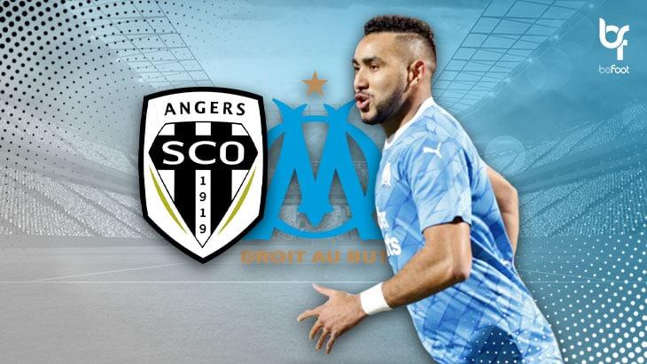 Angers 0-2 OM : Les marseillais ne s'arrêtent plus