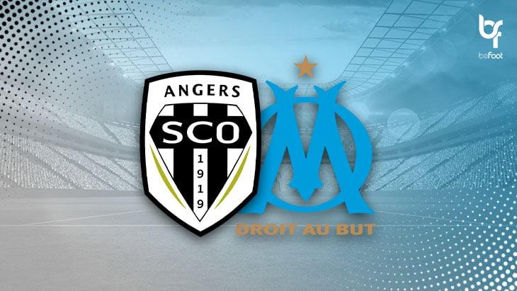 Angers – OM : Un duel au sommet !