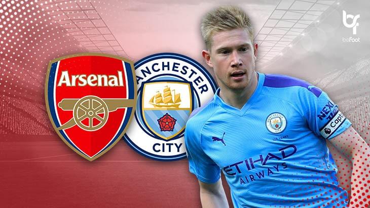 Arsenal 0-3 Man City : Merci pour la balade