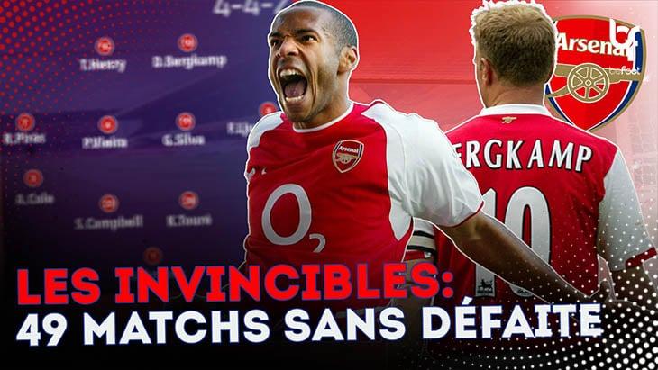 Les Invincibles : 49 matchs sans défaite