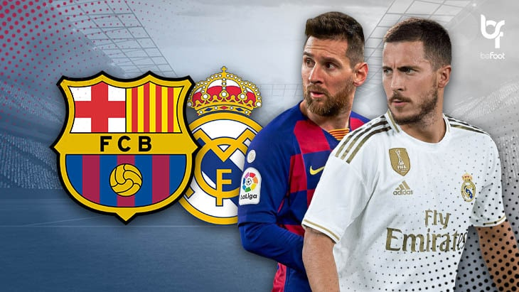 Barcelone 0-0 Real Madrid : Un Clasico zéro
