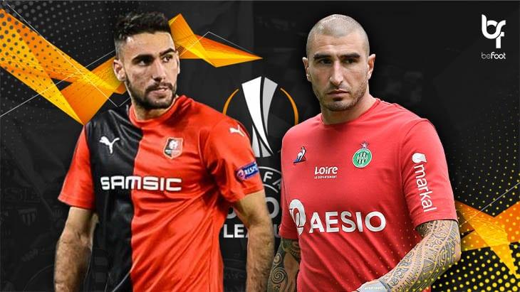 """Europa League : La """"cata"""" pour les clubs français"""