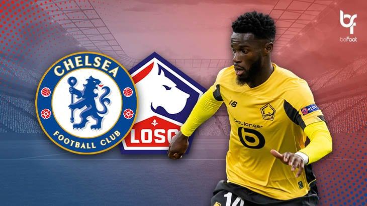 Chelsea 2-1 Lille : Une défaite inévitable