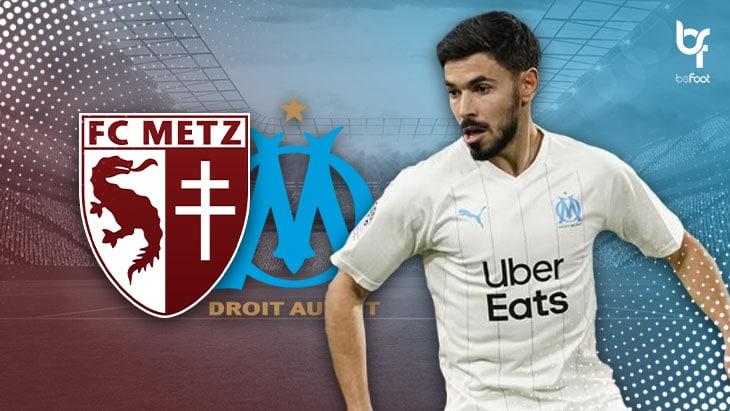 Metz 1-1 OM : Les phocéens ralentis en Moselle