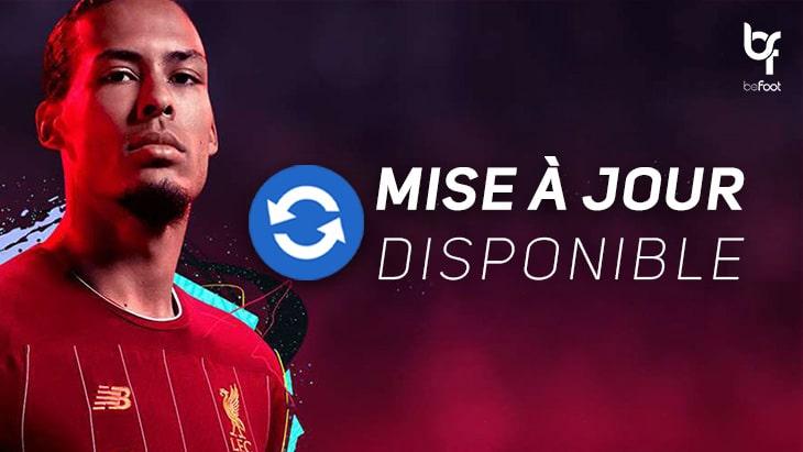 FIFA 20 : Traduction de la Mise à jour (Mardi 03/12)
