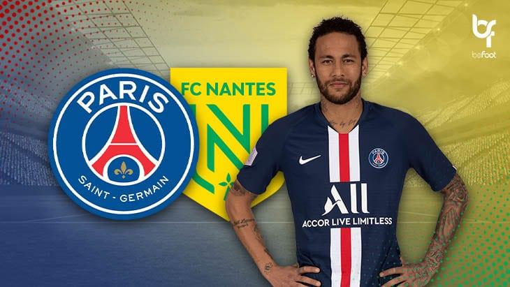 PSG 2-0 Nantes : Le PSG reprend de l'avance