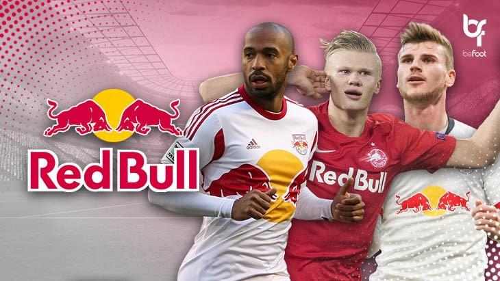 Red Bull : Secrets d'une énergie  grandissante dans le monde du foot !