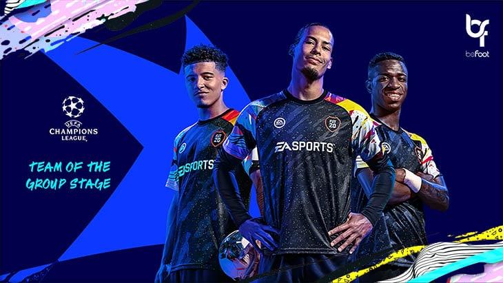 FUT20 : La TOTGS – Ligue des Champions est sortie !