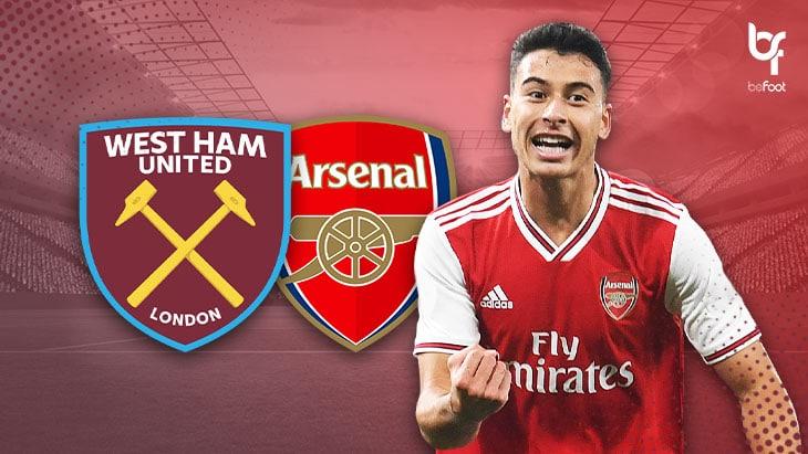 West Ham 1-3 Arsenal : Les Gunners redressent la tête