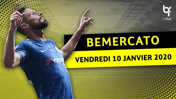 BeMercato : Enfin une porte de sortie pour Giroud ?