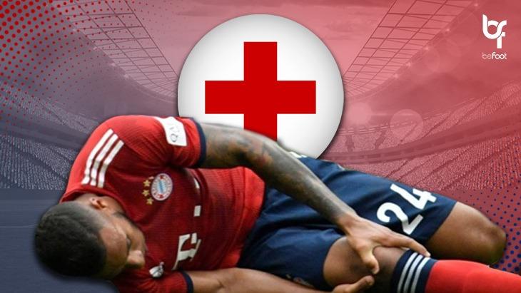 Les ligaments croisés du genou, cette blessure à la mode