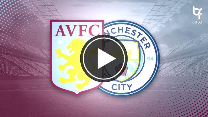 [VIDÉO] City atomise Aston Villa : 6-1 !